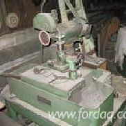 For sale: Saws sharpening machines - SATURN
