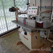 Oscillating belt sander LASM model LBA10 at CE norms