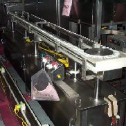TL Systems Conveyor Side Belt Transfer