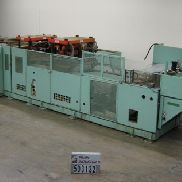 Sencorp Plastics Thermoform 2500 Inline, 75-ton thermoformer with a 30 x 30 forming area