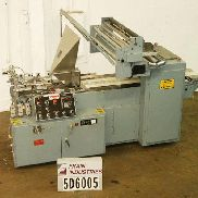 Shanklin Shrink Flow Thru F3MV Shanklin automatic horizontal continuous motion flow thru shrink wrapper capable of 50ppm
