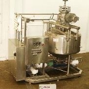 APV Kettle Double Motion 200 APV meat inclusion system