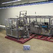 Serpa Packaging Case Packer Wrap Around 3000WACP