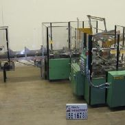 Douglas Machine Inc Case Packer Wrap Around WACP
