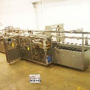Rockford Midland Case Packer Erector/sealer 808TS