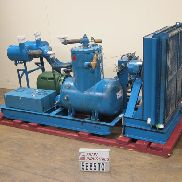 Quincy Compressor, Air Screw QSI 1500