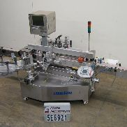 Capmatic Labeler Front/Back & Wrap LABEL STAR LS130