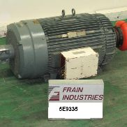 Reliance Electric Motor Direkte 200HP