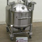 Seitz Stainless Tank SS Single Wall 264 GAL