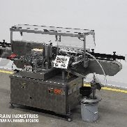 New Jersey Labeler Glue Wrap MUSTANG315LII2039