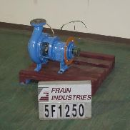 Goulds Pump Centrifugal 3196 MTX