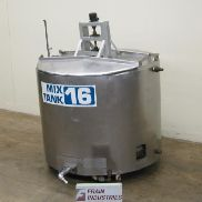 Tank Jacketed 600 GAL