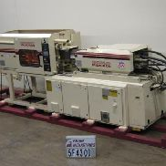 Cincinnati Milacron Plastics Injection Molding VISTA 110-10