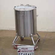 Walker Tank SS Single Wall 100 GAL