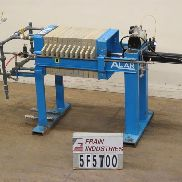 Alar Engineering Corporation Filter Plate & Frame MICRO-KLEAN