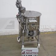 North Stainless Inc Tank-SS-einzelne Wand 77 GALLON