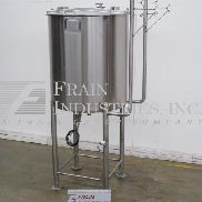 Walker Tank SS Single Wall 250 GAL