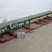 "Conveyor Belt 256""L X 18"" W"