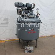 Ceramic Coating Company Inc Tank Reactor GL 500 GALLON