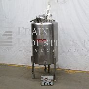Northland Stainless Inc Tank Processors 500 GAL NB 820 2000 Ltr ts