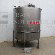 Perry Tank SS Single Wall 3000GAL