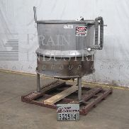J C Pardo & Sons Inc Kettle W/O Agitation 700 GAL