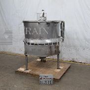J C Pardo & Sons Inc Kettle W/O Agitation 700GAL
