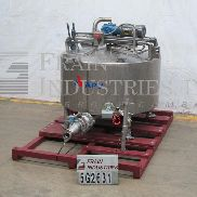 APV Crepaco Tanks Tank Processors 300 GALLON