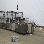 Serpa Packaging Cartoner Auto Wrap Around 2000WA