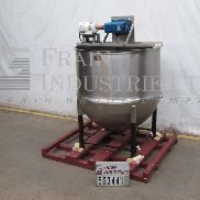 Lee Kettle Single Motion 600 GALLON