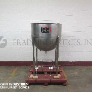 Lee Kettle SS Single Wall 100GAL
