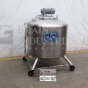 DCI Tank SS Single Wall 539 GAL