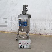 Walker Tank Jacketed MIX