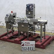 Ramsey Checkweigher Metal Detector Combo AC8000/FR8120