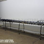 "Ssi Conveyors Conveyor Table Top 24""W X 346""L"