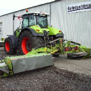 CLAAS Disco 8550 C with Disco 3050 FC