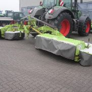 CLAAS Disco 8550C + Disco 300 FC with conditioner, mower combination