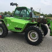 Merlo 35.7 KT Panoramic Turbo Farmer Teleskoplader