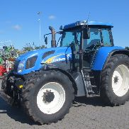 New Holland TVT 195 tractor