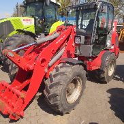 Weidemann 4070 CX 100 wheel loaders