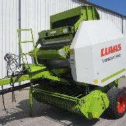 CLAAS Variant 280 round baler press