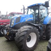 New Holland T 7.210 tractor