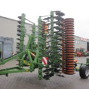 Amazone Catros + 6002-2 Short disc harrow