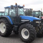 New Holland TM 150 DT Traktor