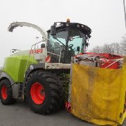 CLAAS JAGUAR 940 4 wheel forage harvesters