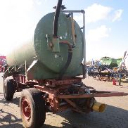 Other 11000 ltr. Transport container Vacuum drum