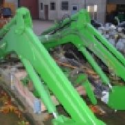 Front loader for John Deere 6830