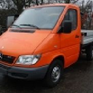Cars Mercedes-Benz Sprinter 313 CDI