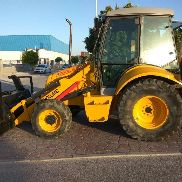 2005 NEW HOLLAND LB95B-4PT