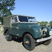 1953 LAND ROVER SERIE 1